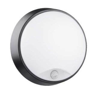 Lacné LED ROUND 14W IP54 1000lm so senzorom